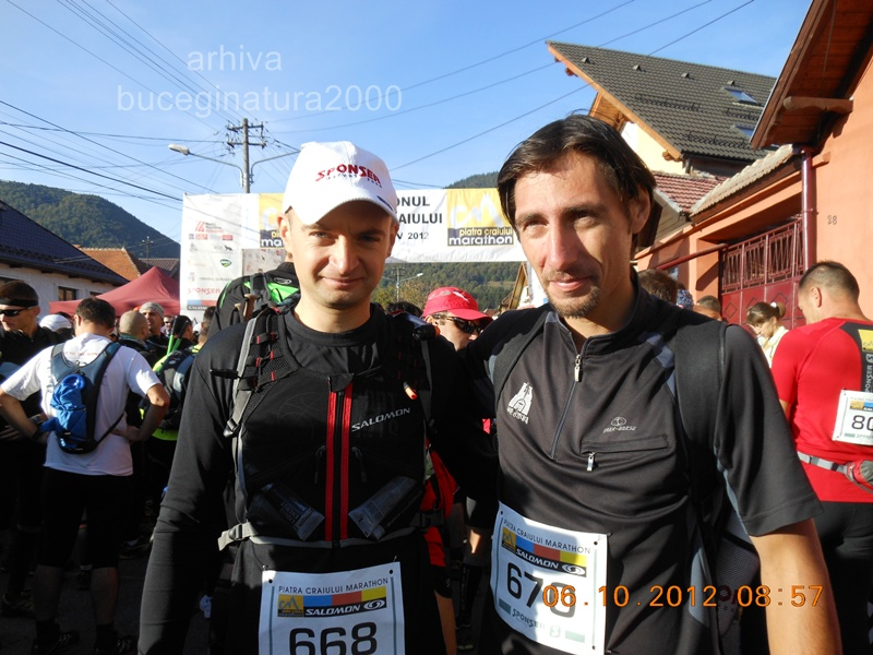 Piatra Craiului Marathon - The pure joy of running (1/6)