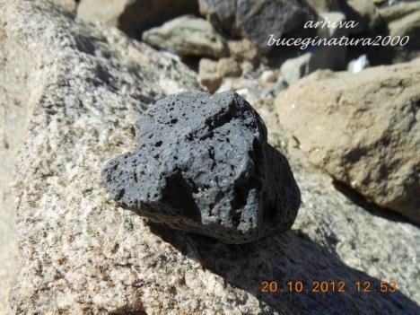 Roca vulcanica