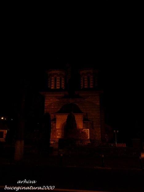 biserica din poiana tapului