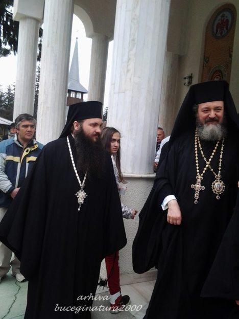 episcop la Busteni