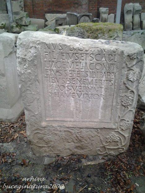 inscriptie