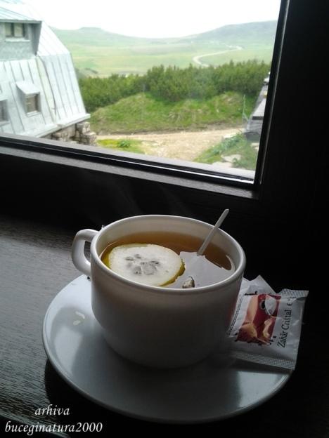 ceai la piatra arsa