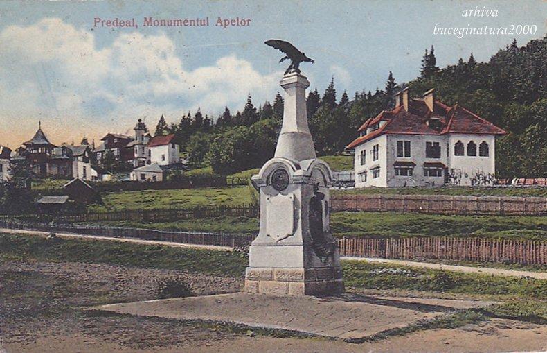 Imagini pentru Monumentul Apelor Predeal
